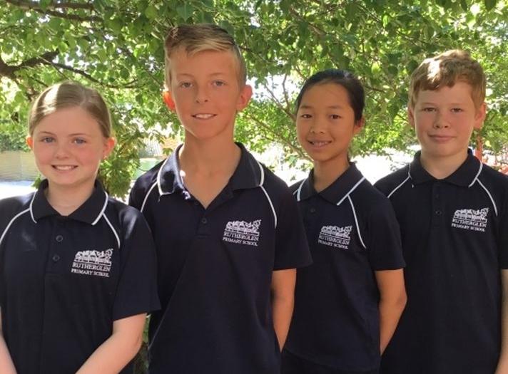 Rutherglen Primary School - School Captains