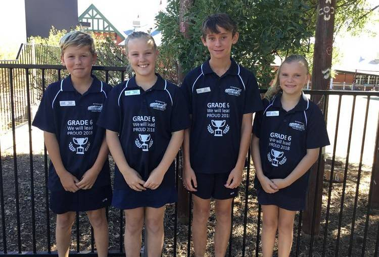 Rutherglen Primary School - School Captains
